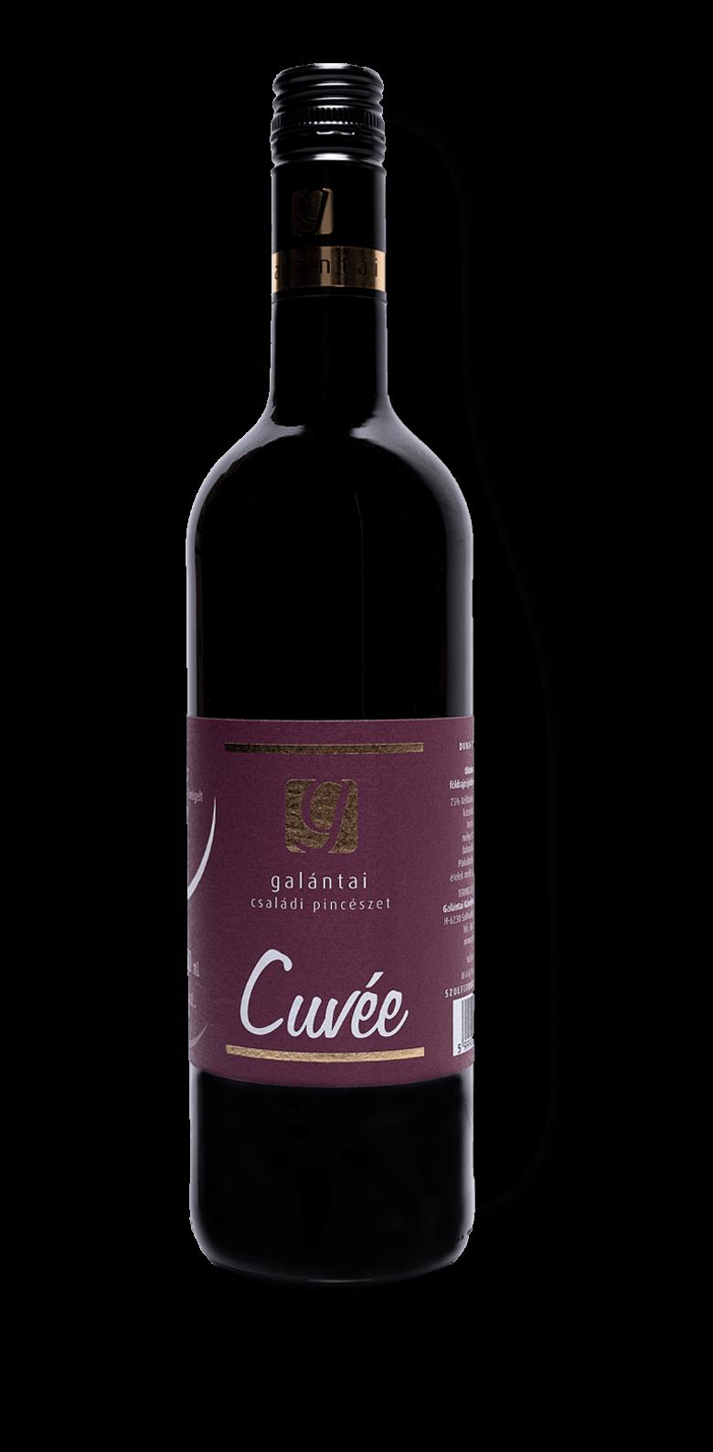 Galántai Cuvée - Galántai Családi Pincészet Soltvadkert