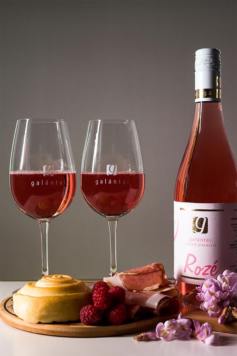Galántai Rozé Cuvée